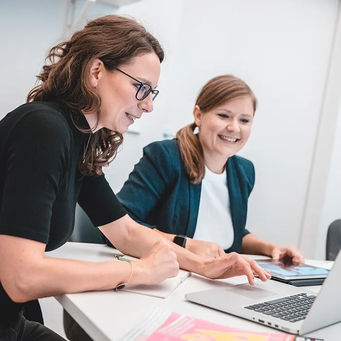 Arbeite mit uns - Boost my Business - Online Marketing Coaching