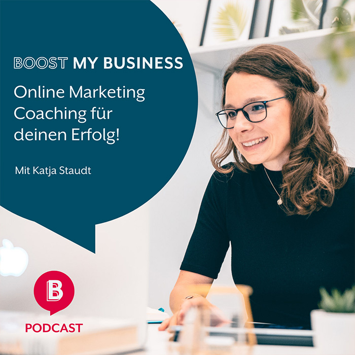 Boost my Business Online Marketing Podcast