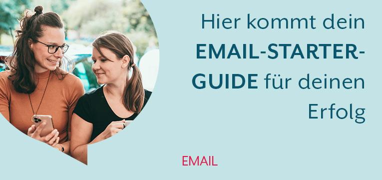 4 Dinge, die du brauchst um mit deinem Email-Marketing loszulegen