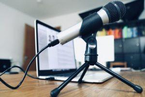 Externes USB-Mikrofon