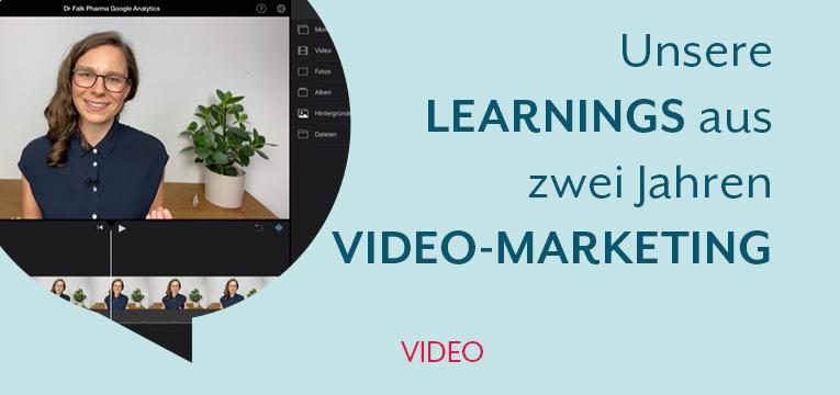 Zwei Jahre Videos im Boost my Business Marketing - Das sind unsere Learnings