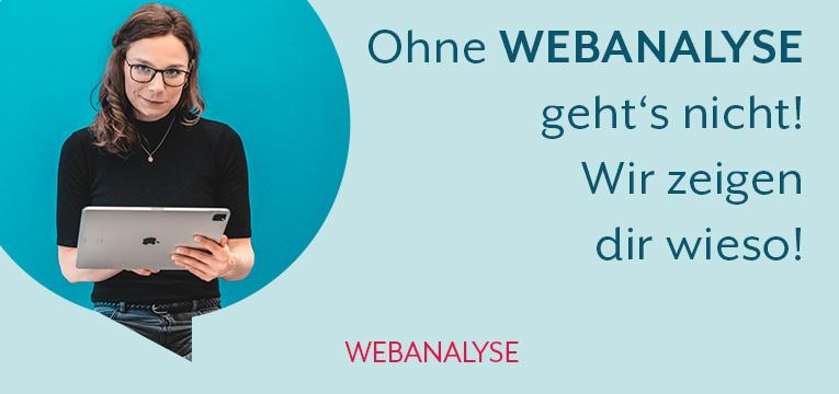Warum du ein Webanalyse Tool brauchst