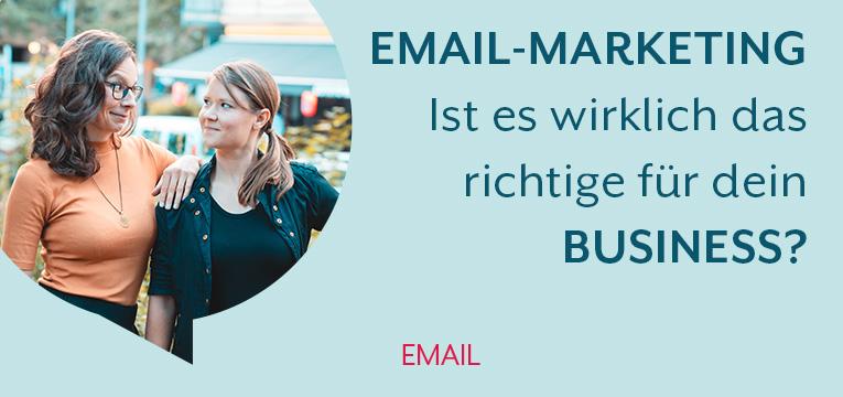Die Vor- und Nachteile von Email-Marketing für dein Business